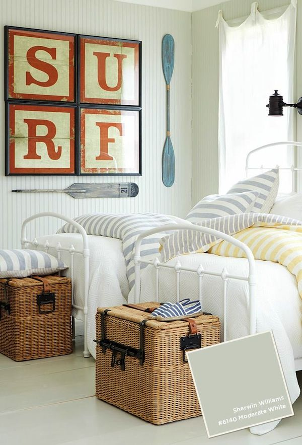 Coastal teen bedroom ideas bedroom in 2019 coastal - Beach themed bedroom for teenager ...