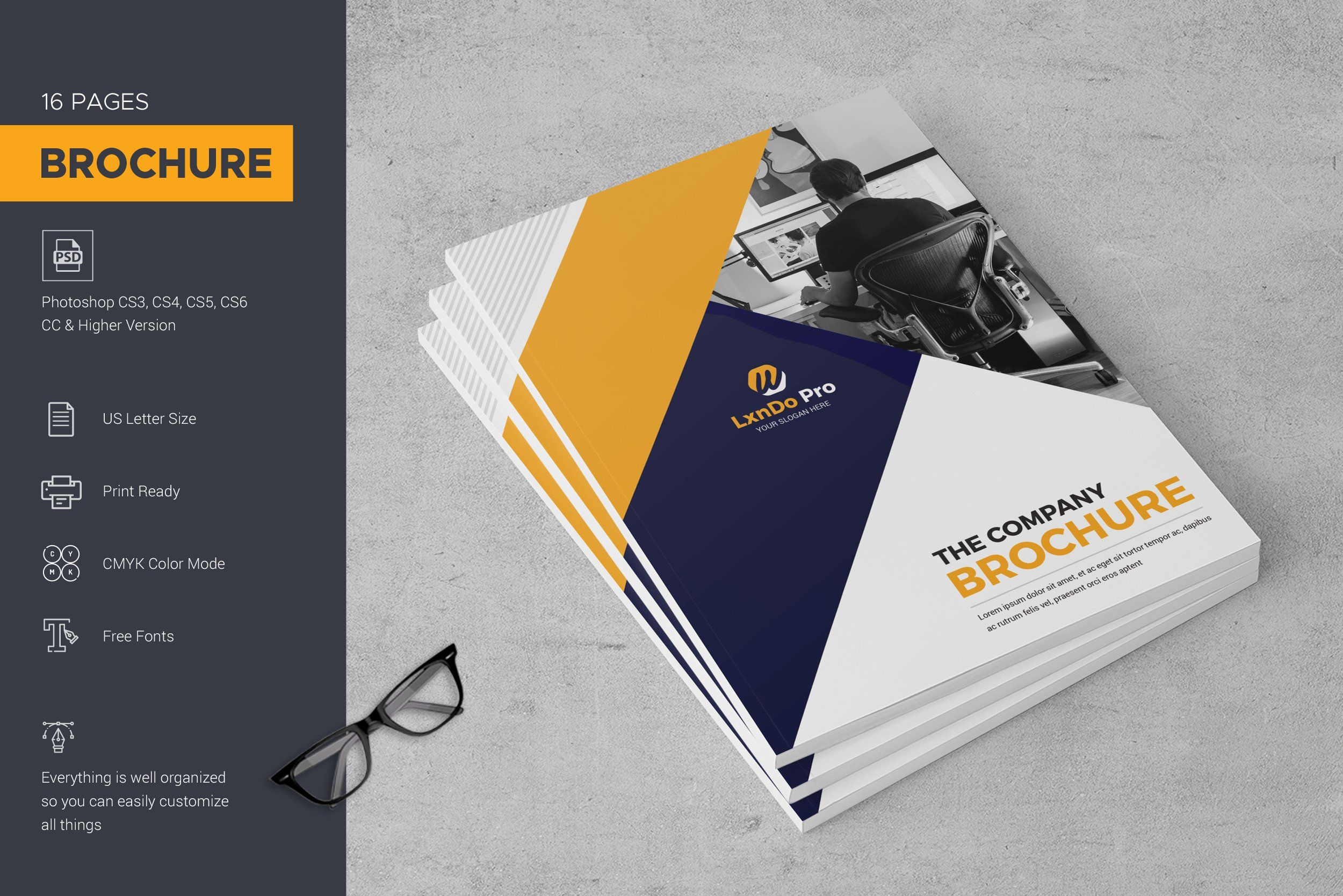Brochure | Brochure, Brochure template, Amazing brochure