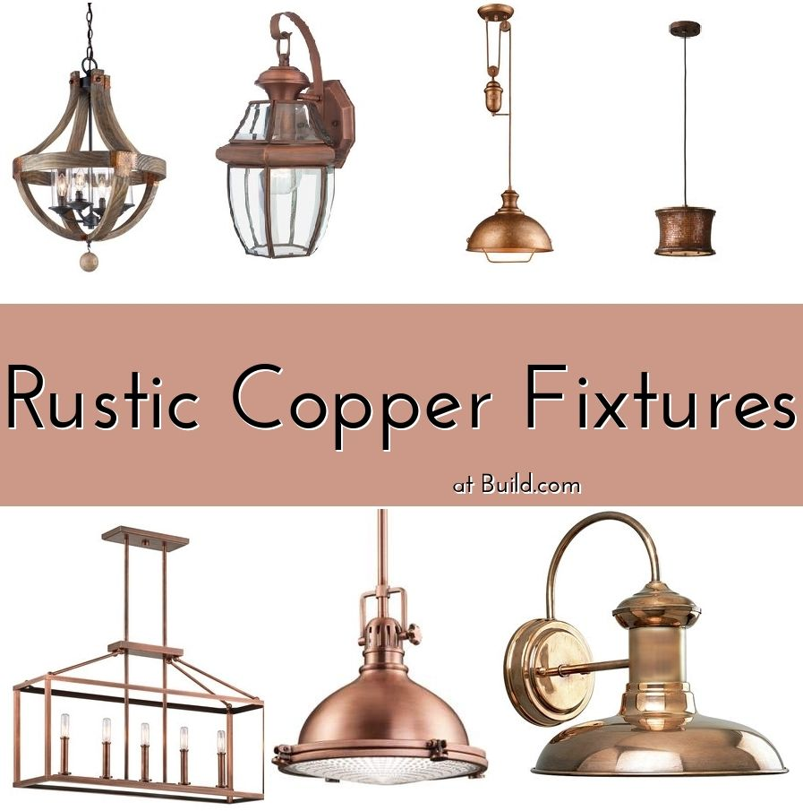 amazing kitchen light fixture canprovide additional accents. Check Out These Rustic Looking Copper Light Fixtures, Which Will Accent Your Home\u0027s Simple Country Amazing Kitchen Fixture Canprovide Additional Accents S