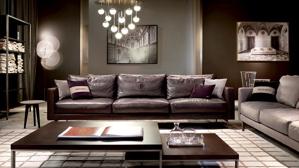 living room furniture groups. Italian Design Brands at international furniture shows  Luxury Living Group