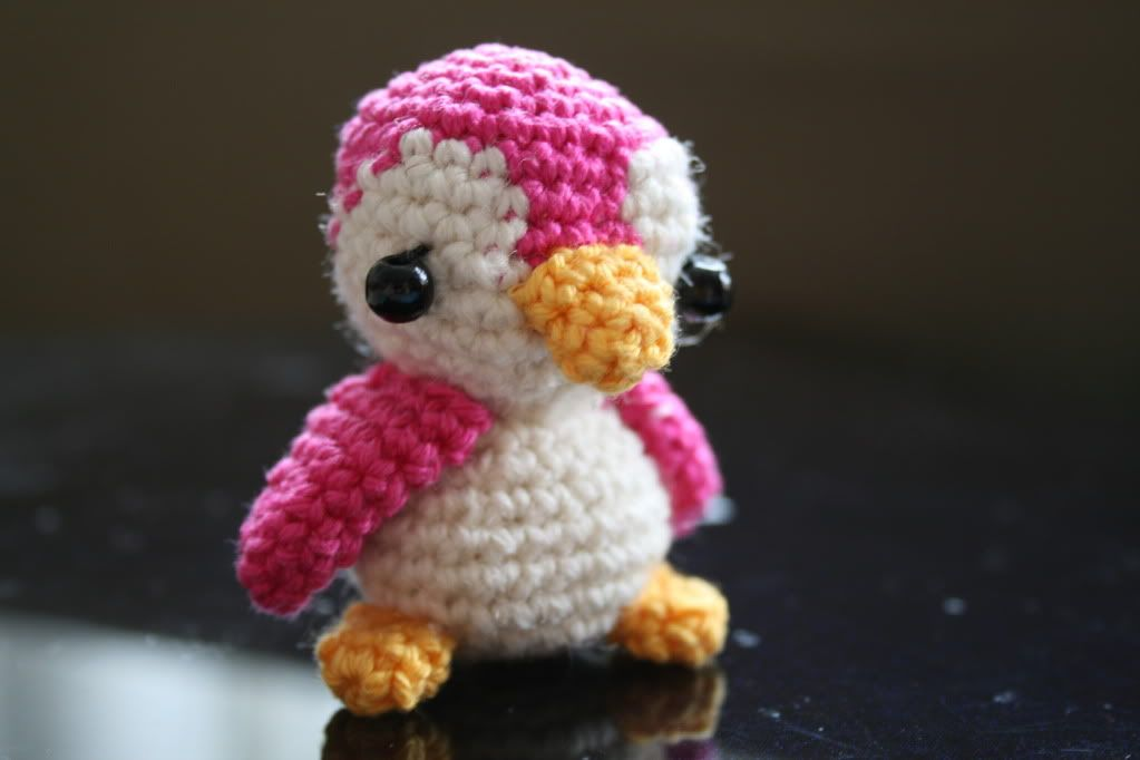 Mandy Vogel really quick and easy... Pinguin Pinky | Häkelbilder ...