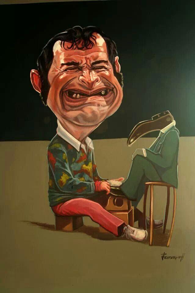 Resultado de imagen para Caricaturas de Jaime Garzón