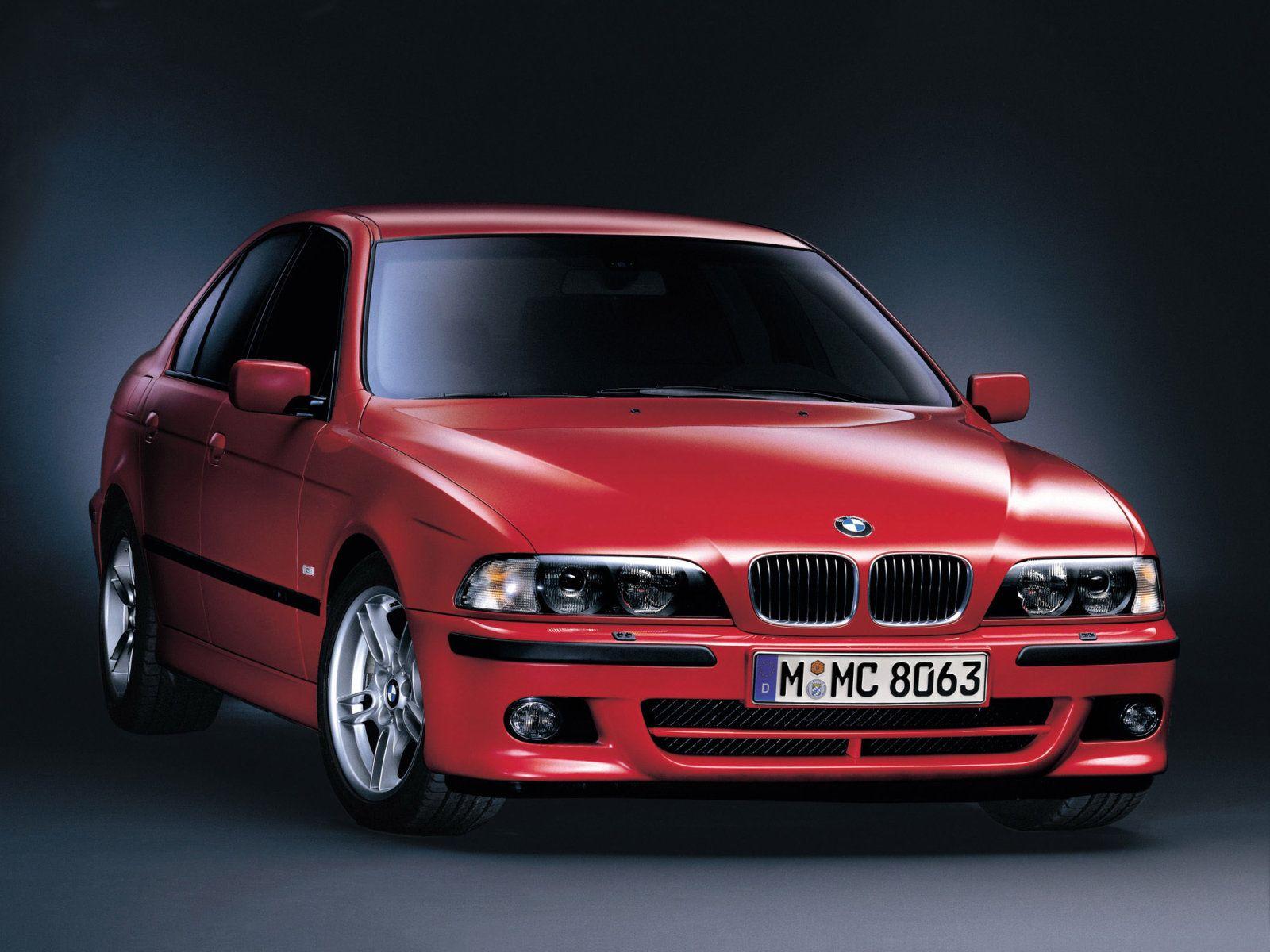 2002 BMW 5 Series M Sports Package Sedan