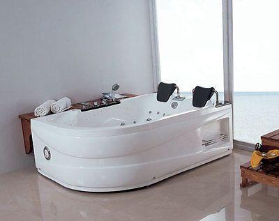 Indoor whirlpool 2 personen  Whirlpool, für 2 Personen, Badewanne, Whirlwanne, Eckwanne ...