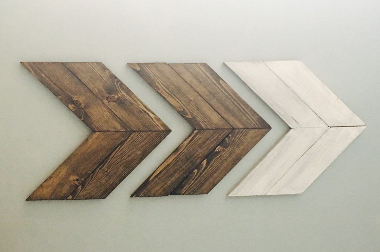 Diy Chevron Wood Arrows Diy Wood Projects Wood Diy Wood