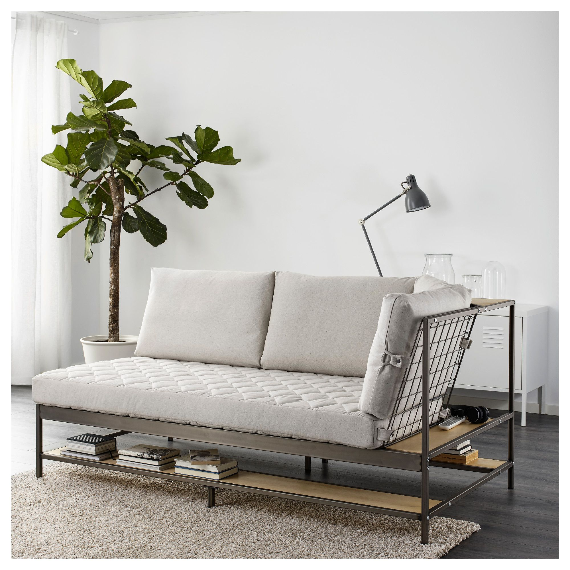 EKEBOL Sofa Katorp natural