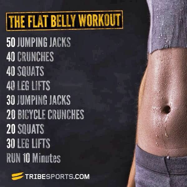 Best Way To Rid Belly Fat