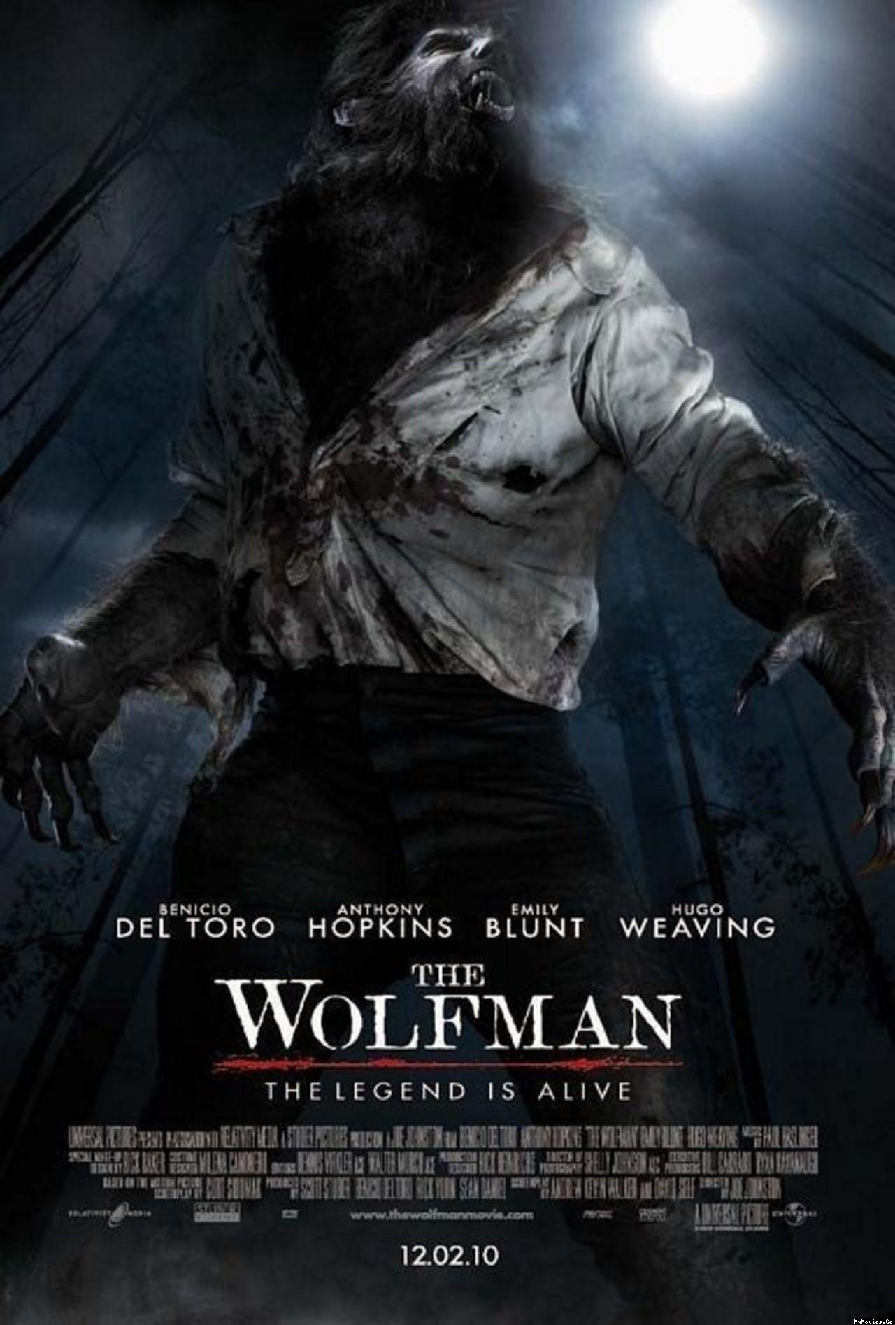 wolfman dvdrip