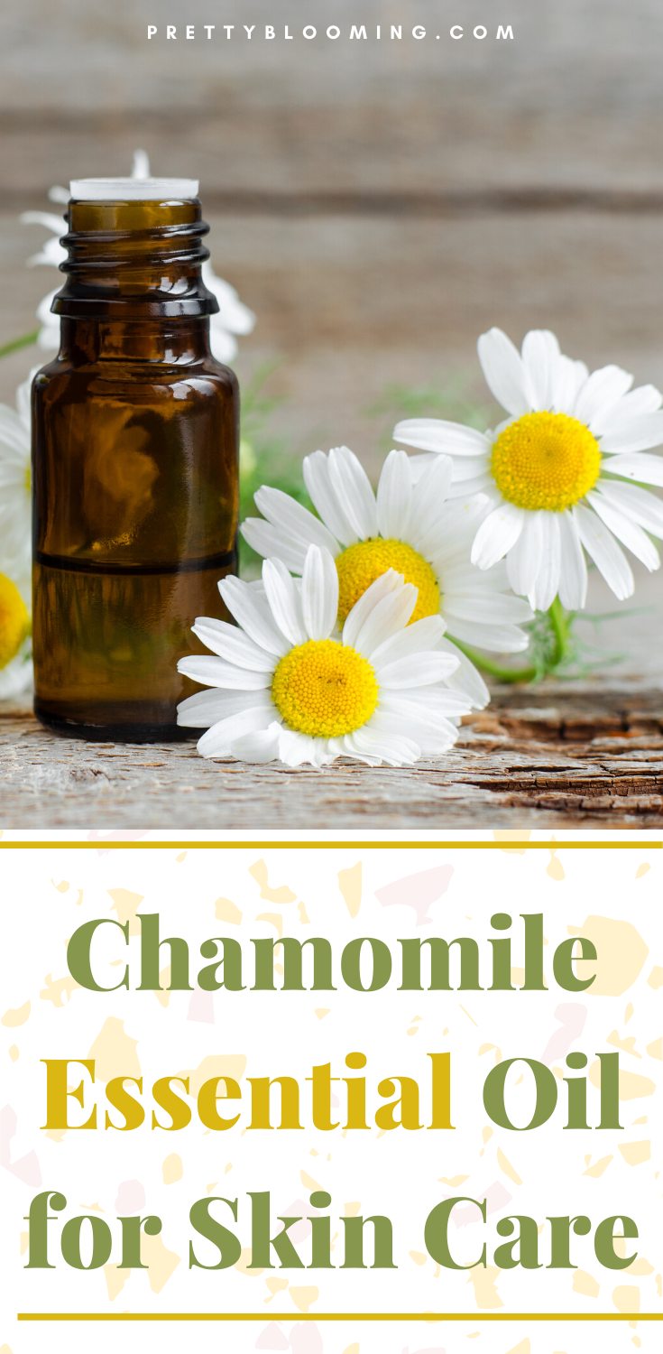 Chamomile Essential Oil For Skin In 2020 Essential Oils For Skin Chamomile Essential Oil Oils For Skin