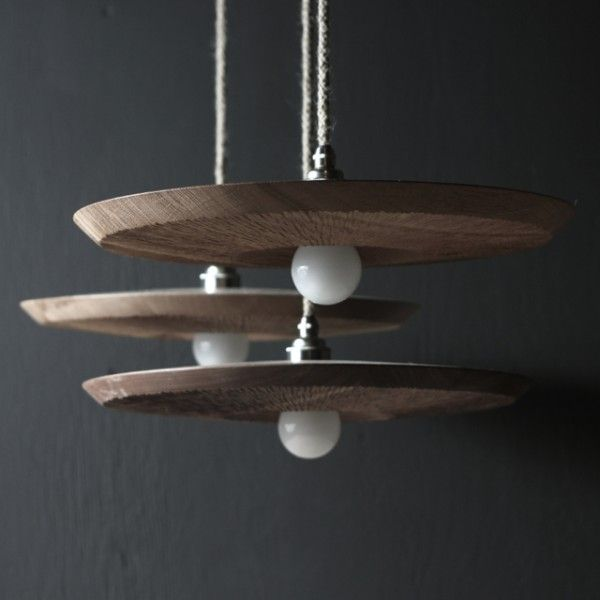 Quake Pendant Lights: Remodelista