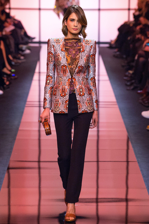 Giorgio Armani Privé: fallwinter 201516 — Liberty 4 Fashion
