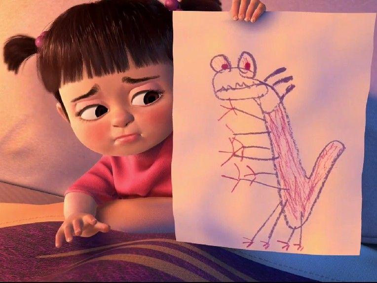 Pin De Aleydi Cun En Lucu Personajes De Monsters Inc Disney Imagenes Fondos De Pantalla De Escritorio