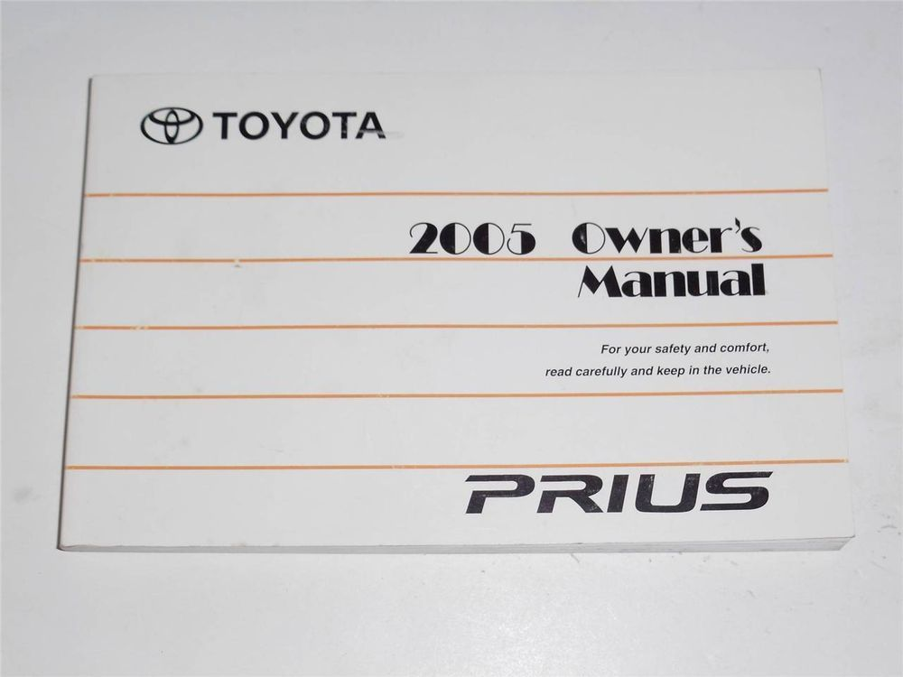 2005 toyota prius owners manual book owners manuals pinterest rh pinterest com 2005 toyota prius owners manual download 2005 toyota prius owners manual download