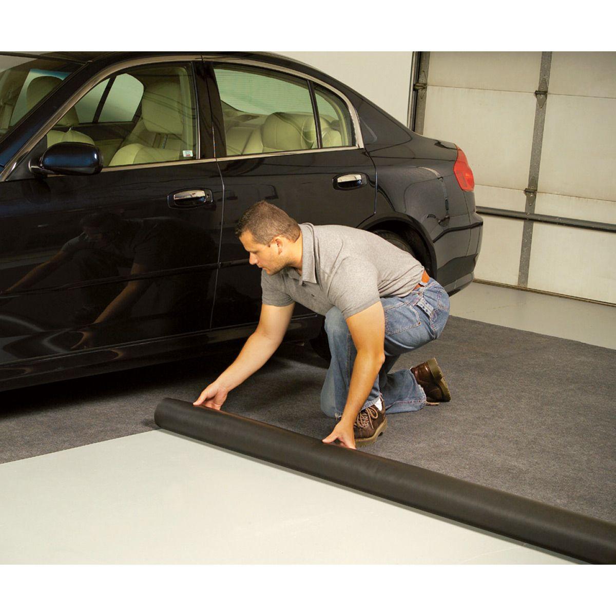 Rubber floor mats for garage gym - Flooring Drymate Garage Floor Mat Home Gym Flooring