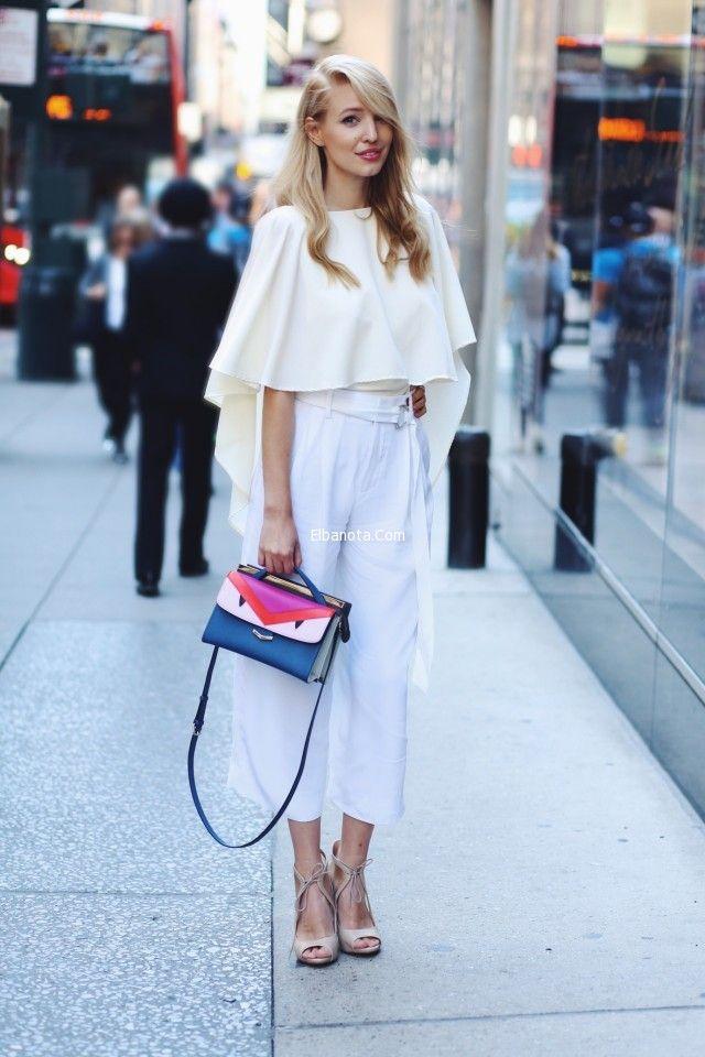 اجدد موضة فساتين صيف 2016 للخروج Street Style Chic Fashion Luxury Outfits