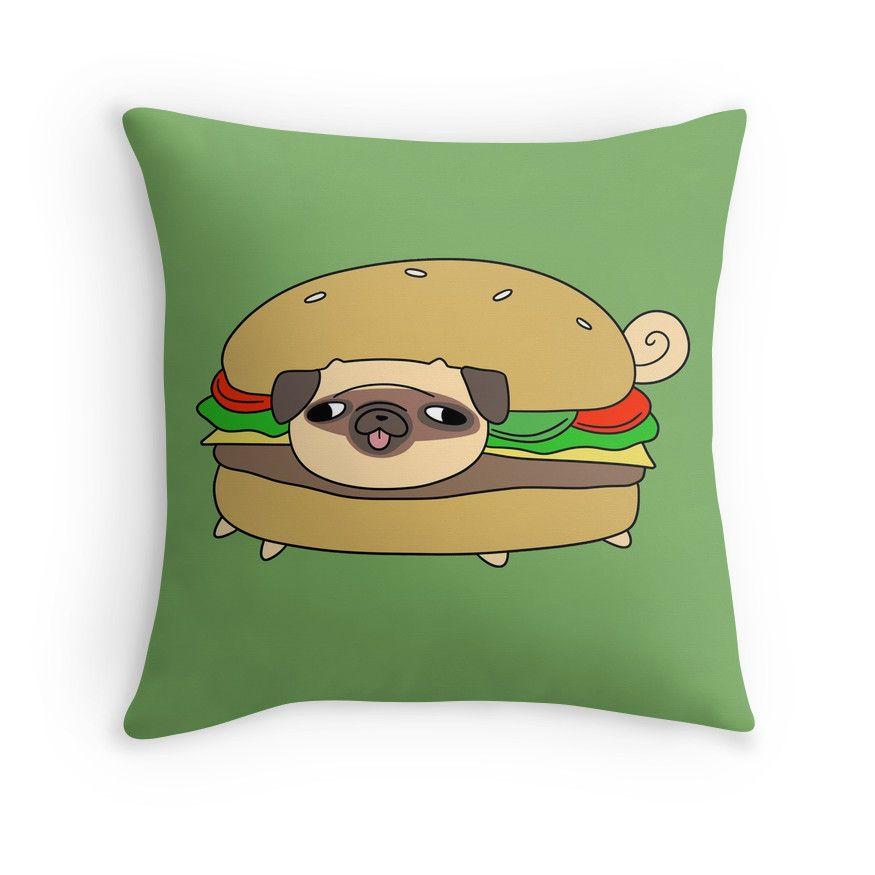 Half Pug Half Burger