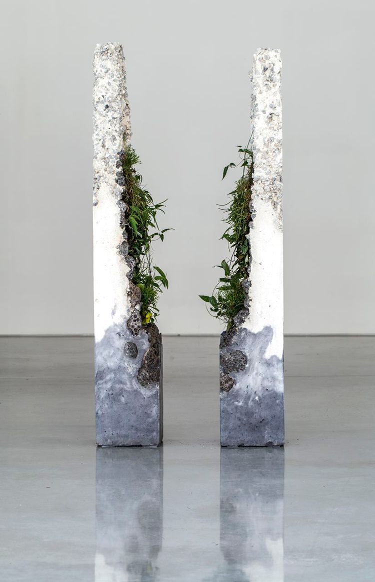In/Out -Out/About: Jamie North 'Terraforms' | volume | Concrete art