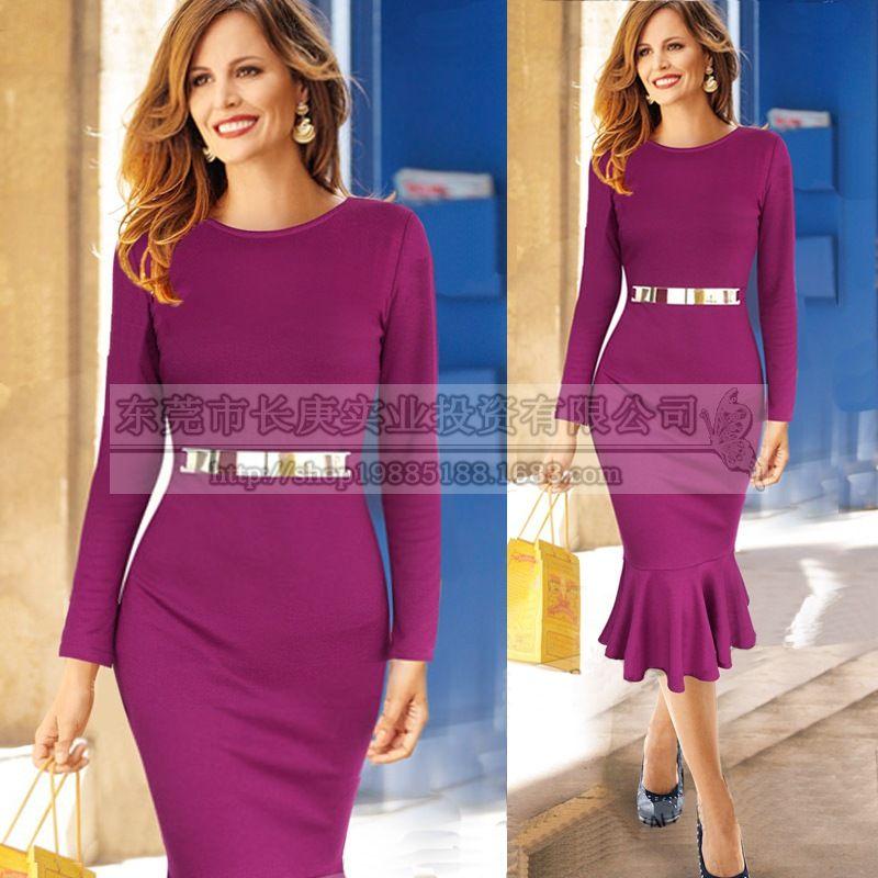 Love the color and peplum | Fashion | Pinterest | Verano