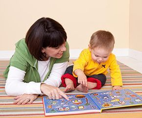 Activities to Encourage Language Development: 12-18 Months