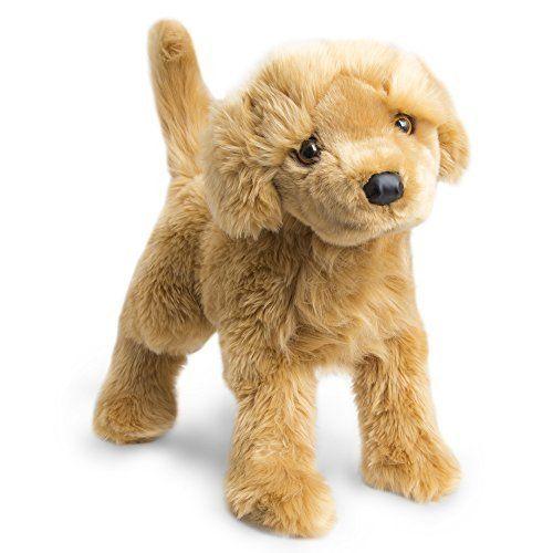 Fao Schwarz Adorable 23 Golden Retriever Plush Dog Toy For Children