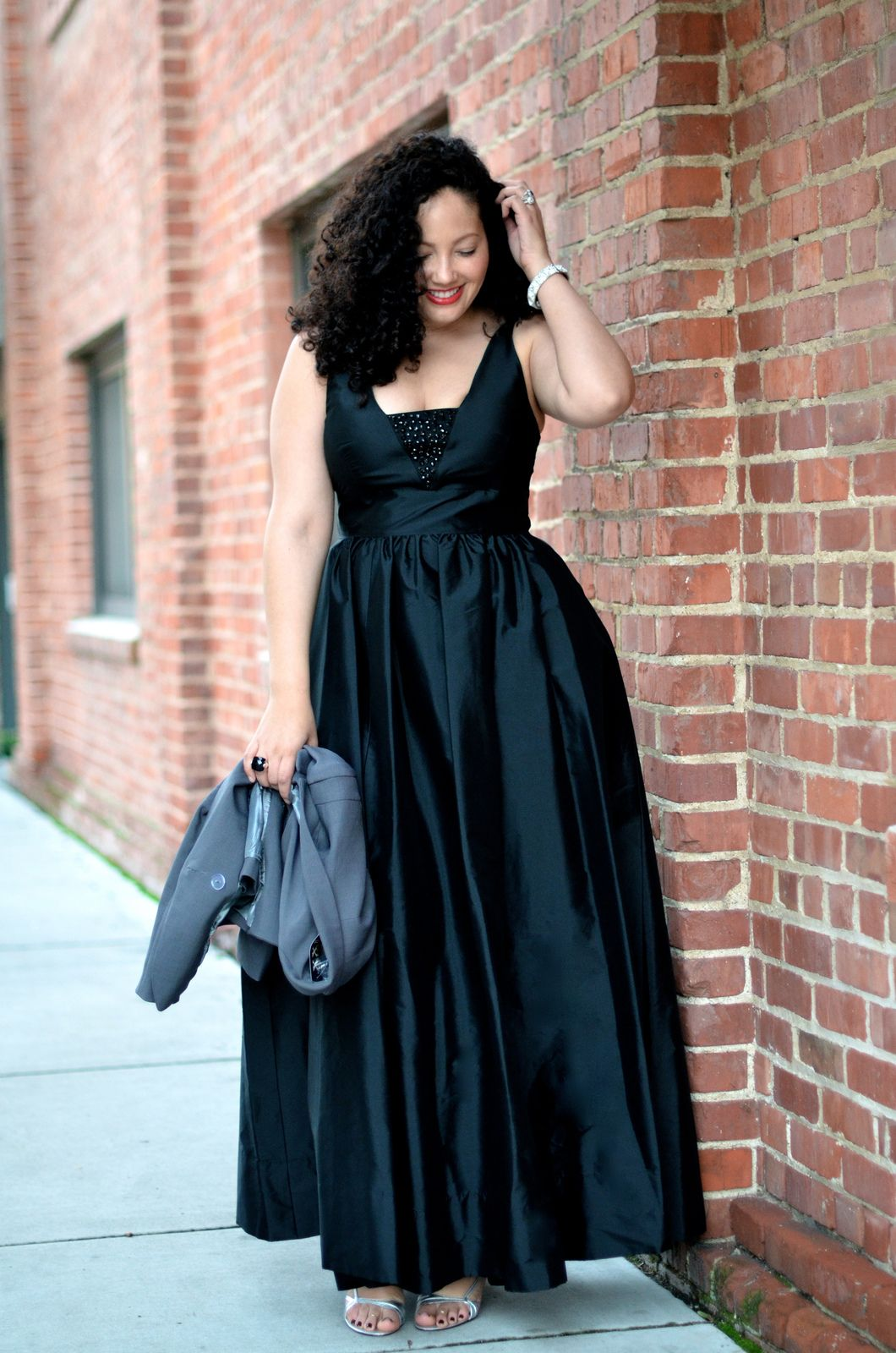 Not so basic black big beautiful real women with curves accept your