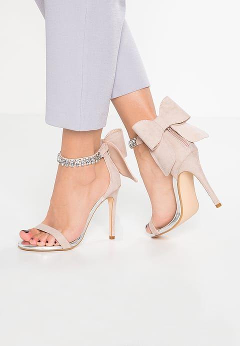 Cieliste Vs Biale Buty Slubne Heels Women Shoes Sandals Heels