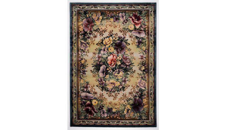 Orient-Teppich, Oriental Weavers, »Gabiro 0072«, Melange-Effekt, gewebt