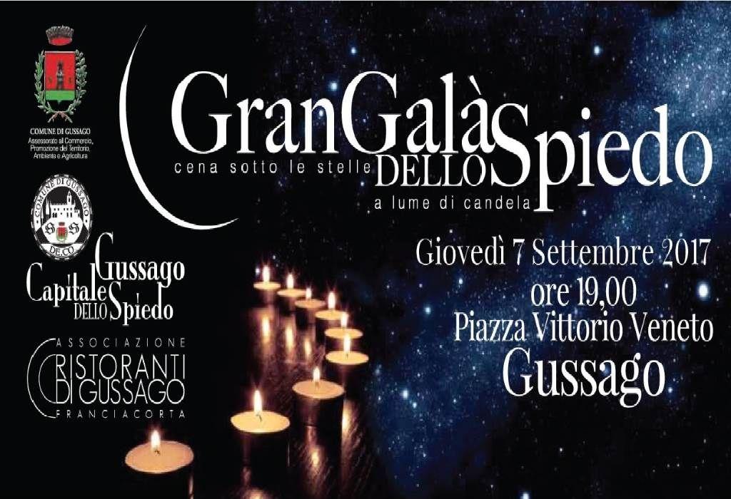 Il 7 settembre il Gran Galà dello Spiedo 2017: coupon in vendita da martedì 8 agosto - http://www.gussagonews.it/gran-gala-spiedo-2017-coupon-vendita-agosto-2017/