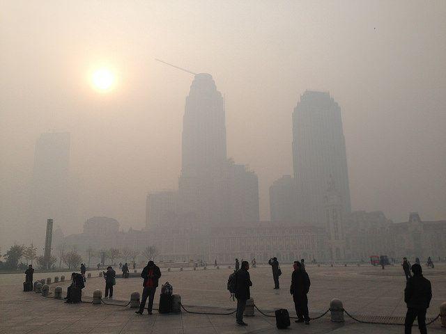 """""""Mist"""" por Johan Chen, 2014. #cityscapes"""