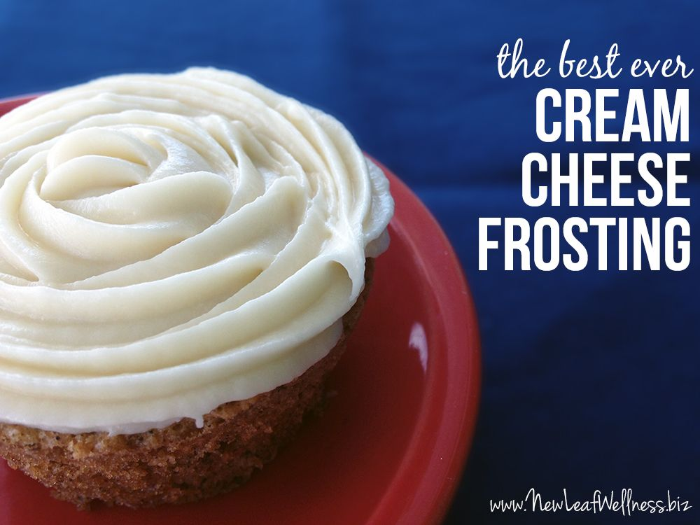 how to make your own cream cheese frosting