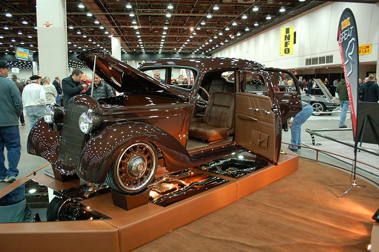 Another Indoor Car Show Season Has Come And Gone Mother Nature Has - Indoor car show