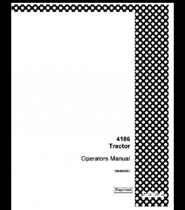 Best case ih 4186 tractor operators manual download