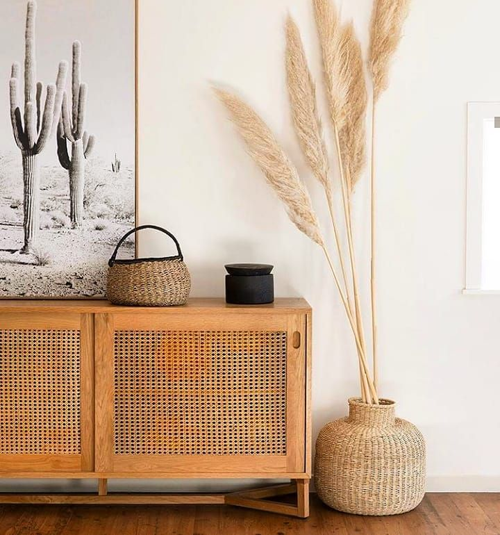 "Pampas Grass Decor on Instagram: ""Beautiful pampas grass decoration!😍 Now available in different sizes! 🙄 Beautiful Pampas grass for your home, office, lounge area or as a…"""