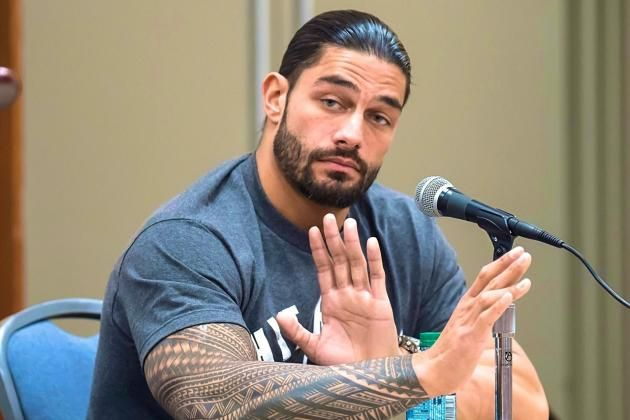 Roman Reigns Reportedly Attacked by WWE Fan, Video Captures Aftermath