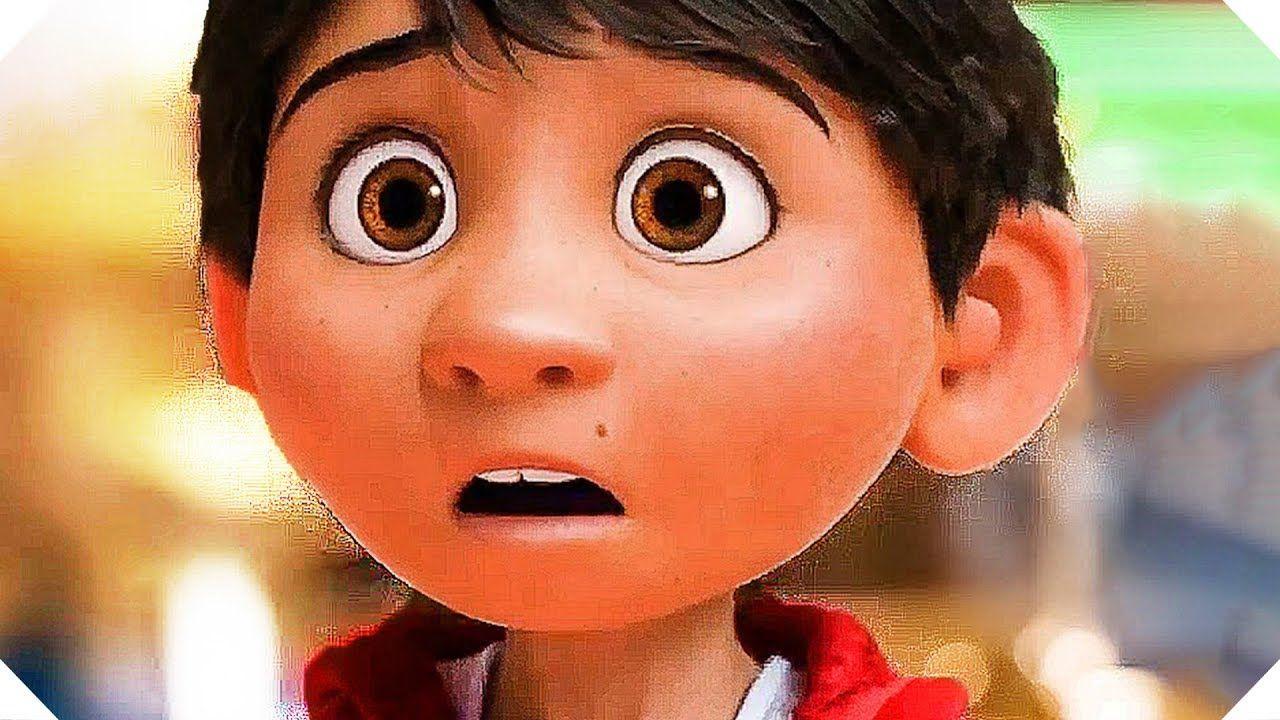 Disney pixars coco trailer 3 animation 2017 https