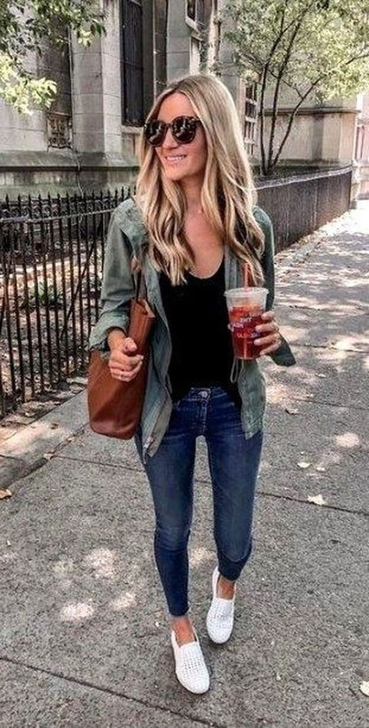52 Cute Spring Outfits for Women 2019