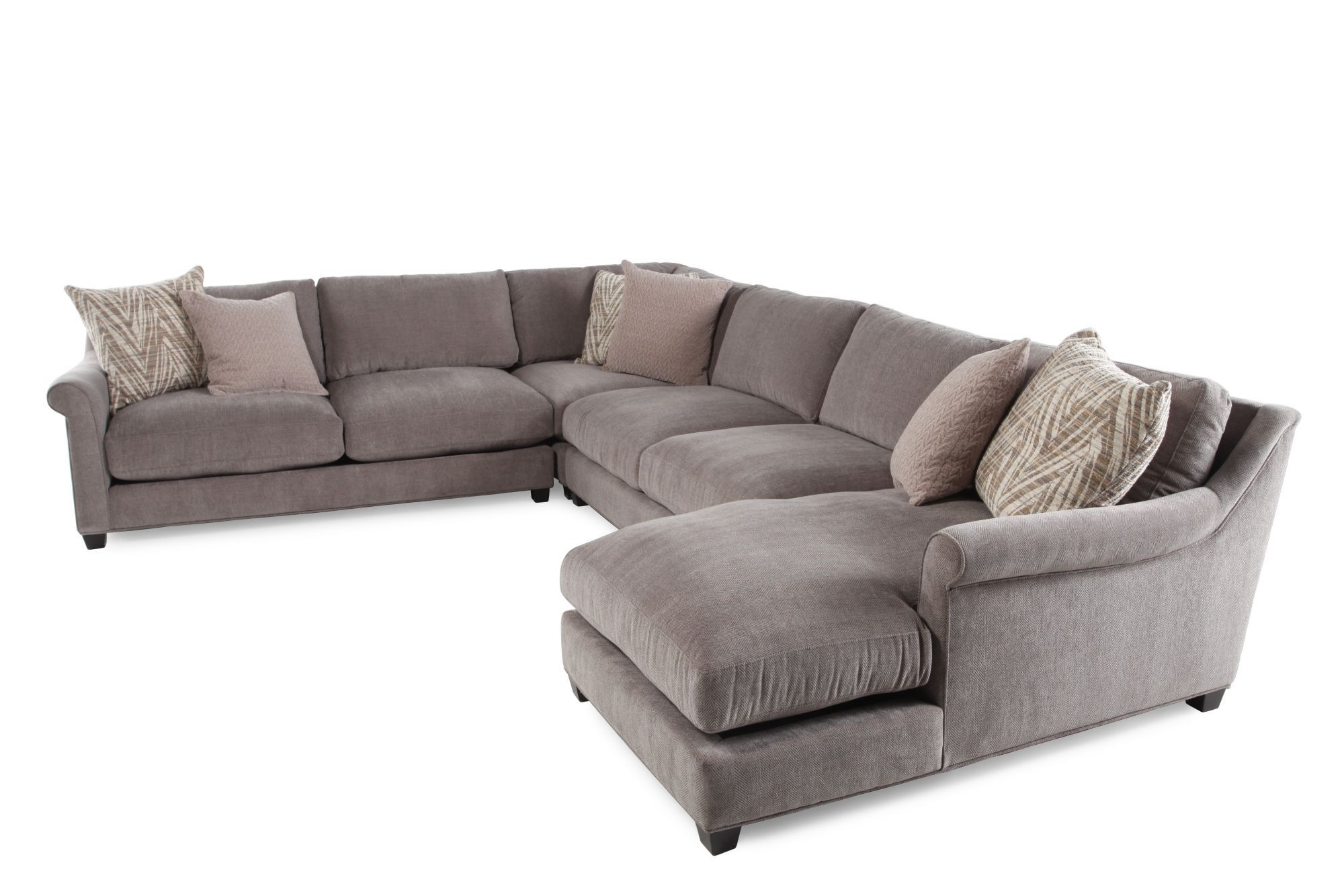Jonathan Louis Shearson Four Piece Sectional Sectional Mathis
