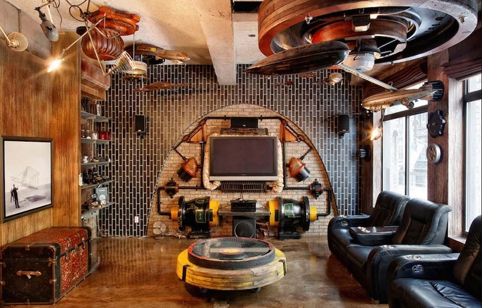 12 Simple Ways To Add Steampunk Style To Your Bedroom With Images