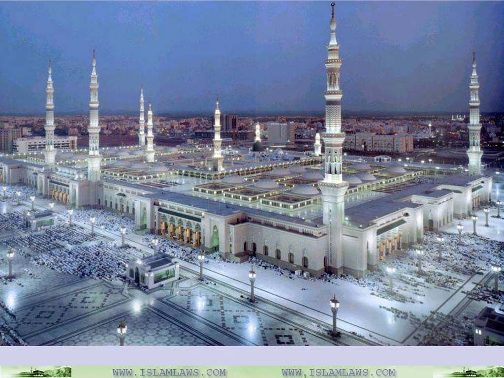 masjid nabawi hd wallpapers pictures of prophet mosque islam