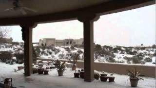 getlinkyoutube.com-Snow in the Desert, Las Cruces, NM