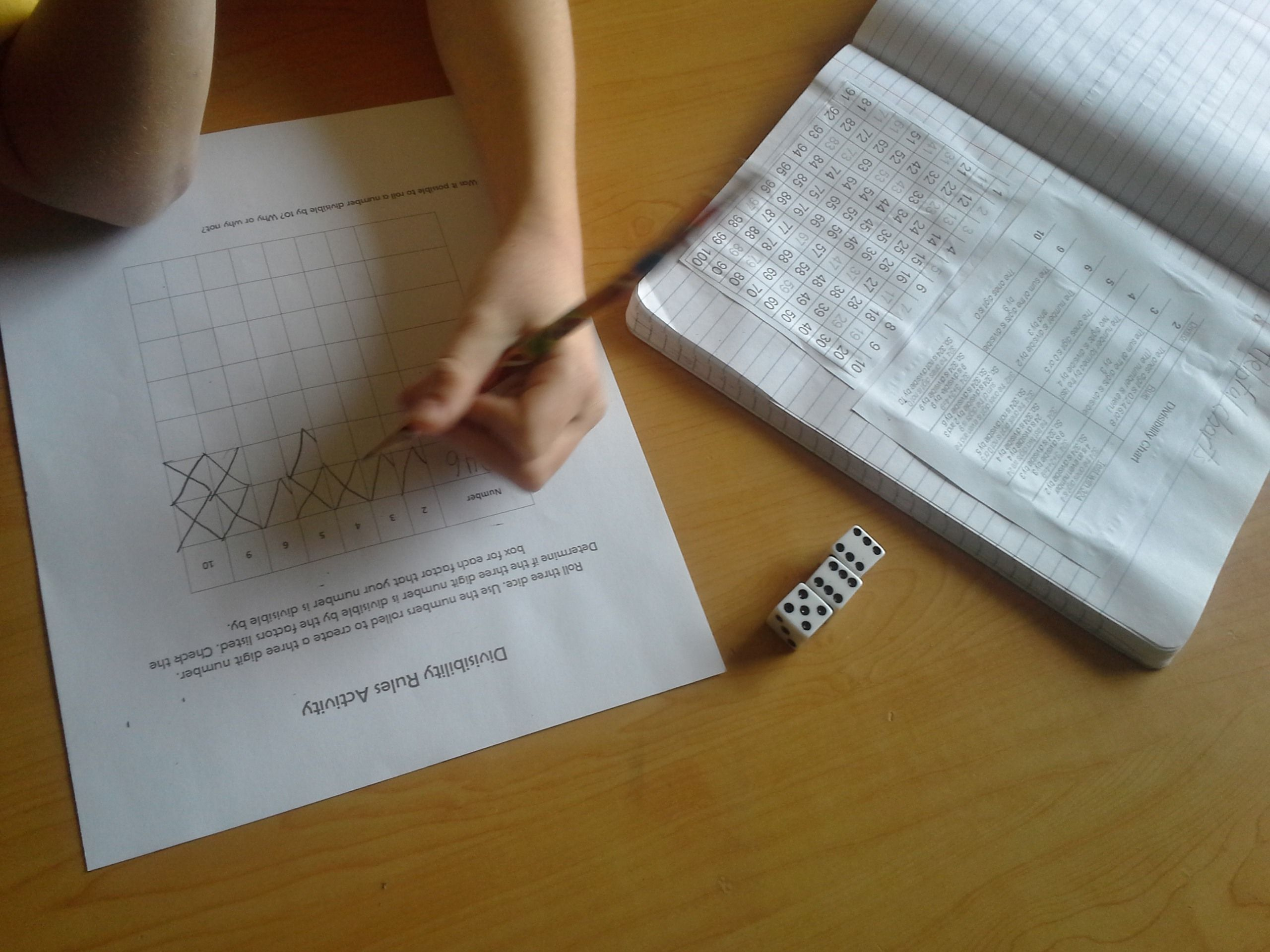 Divisibility Rules Activity With Images