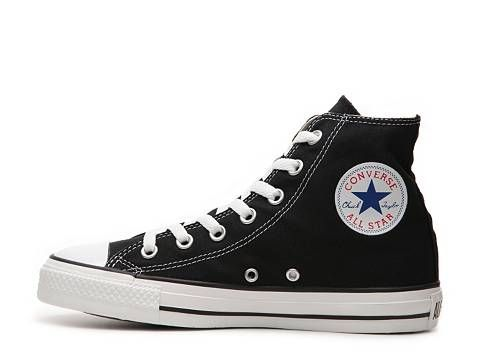 Can't beat the classics: Converse Chuck Taylor All Star HI