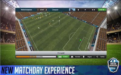Soccer Manager 2018 Mod Apk Download Android Soccer Management Skills Management