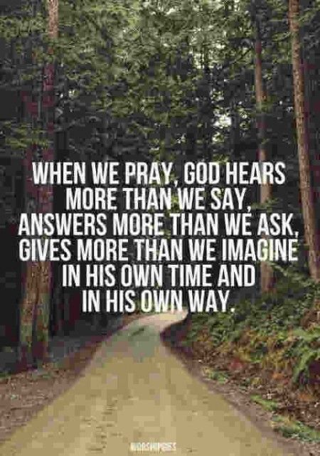˘◡˘ prayer and waiting for your blessings