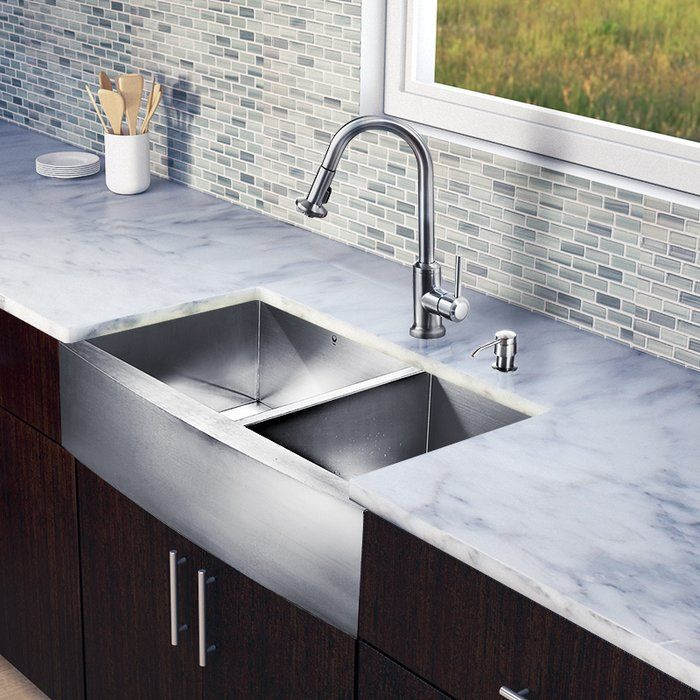 36 inch kitchen sink zero radius 36 inch farmhouse apron 6040 double bowl 16 gauge stainless steel kitchen sink with astor faucet two grids strainers and soap