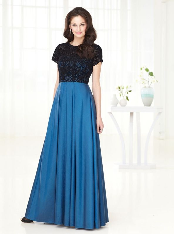 Womens Formal Choir Dresses Composition Dress Is Blue Fully Lined