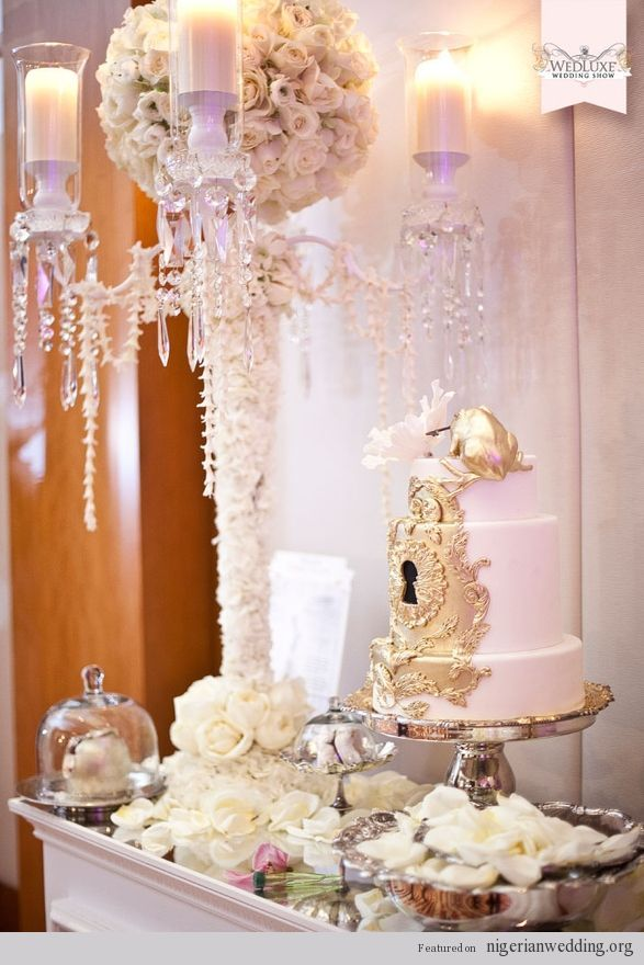 wedding cake table decorations nigerian wedding cakes 4 fantastic cake table decoration ideas