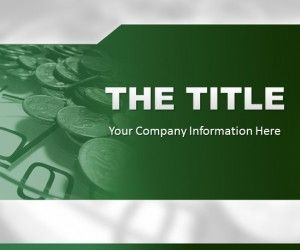 free accounting & finance powerpoint templates | templates ppt, Powerpoint templates