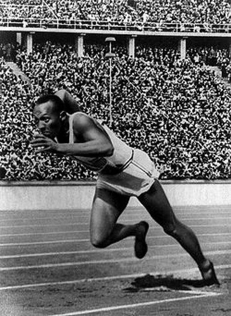 Nazi Olympics | Jesse Owens - Hero of the Nazi Olympics of 1936 | Flickr - Photo ...