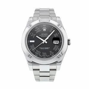 Pre-Owned Rolex Datejust II 116300 #rolexdatejust